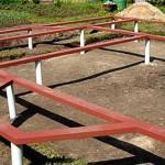 Свайный фундамент в Кимрах